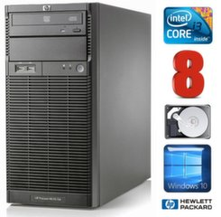 Lauaarvuti HP ProLiant ML110 G6 i3-550 8GB 250GB DVD WIN10