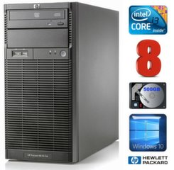 Lauaarvuti HP ProLiant ML110 G6 i3-550 8GB 500GB DVD WIN10