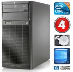 HP ProLiant ML110 G6 i3-550 4GB 250GB DVD WIN10