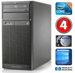 Lauaarvuti HP ProLiant ML110 G6 i3-550 4GB 500GB DVD WIN10