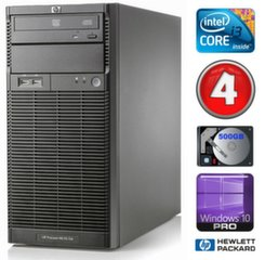 Lauaarvuti HP ProLiant ML110 G6 i3-550 4GB 500GB DVD WIN10Pro