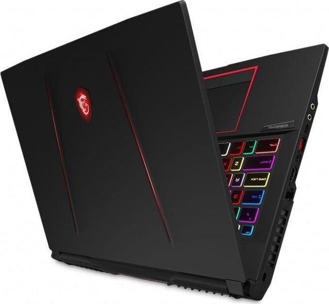 MSI GE75 Raider (8SE-272XPL) 8 GB RAM/ 512 GB M.2 PCIe/ 1TB HDD/ Windows 10 Home