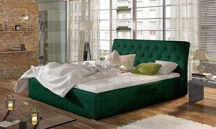 Voodi Milano MTP, 140x200 cm, roheline