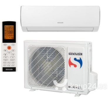 Õhukonditsioneer Sinclair Focus Plus ASH-18BIF2 5,1/5,3 kW