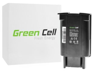 Green Cell Battery for Kärcher EB 30/1 Electric Broom 7.2V 1500mAh hind ja info | Tolmuimejate akud | kaup24.ee