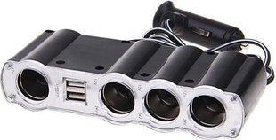 Laadija 4 pesa ja 2 USB pesa