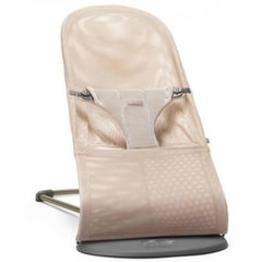 Lamamistool Babybjörn Bliss Pearly pink mesh