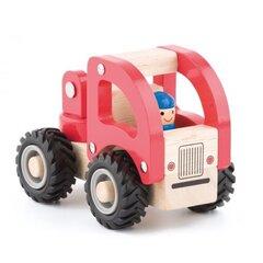 Деревянная пожарная машина Woody, 91804