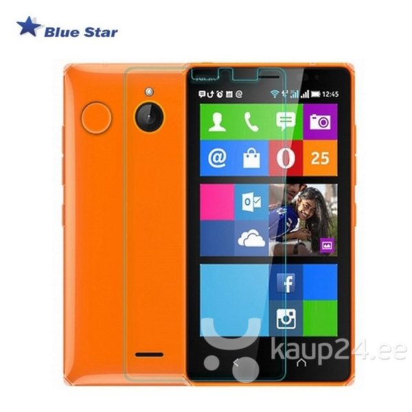 BS Tempered Glass 9H Extra Shock Защитная пленка-стекло Microsoft 535 Lumia (EU Blister)