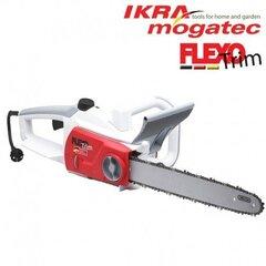 Электрическая цепная пила Flexo Trim 2,5 kW KSE 2540LA цена и информация | Цепные пилы | kaup24.ee