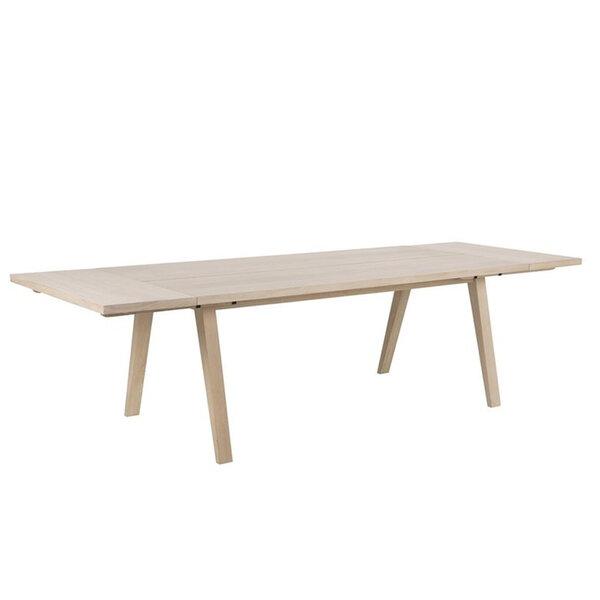Lisaplaat pikendatavale lauale Actona A-Line, pruun