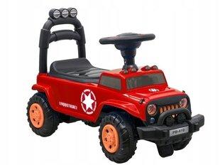 Машинка-толокар, красная цена и информация | Игрушки для младенцев | kaup24.ee