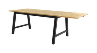 Lisaplaat pikendatavale lauale Actona Elliot/Frigg, pruun hind ja info | Lisad mööblile | kaup24.ee