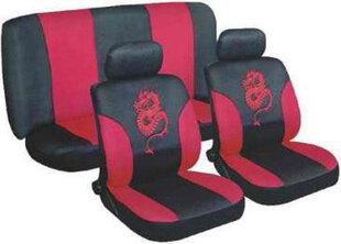 Istmekatted punane/must