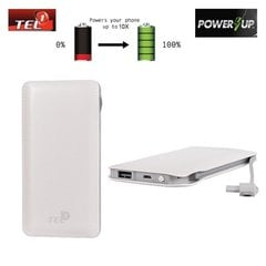 Tel1 Power Bank 12000mAh цена и информация | Akupank | kaup24.ee