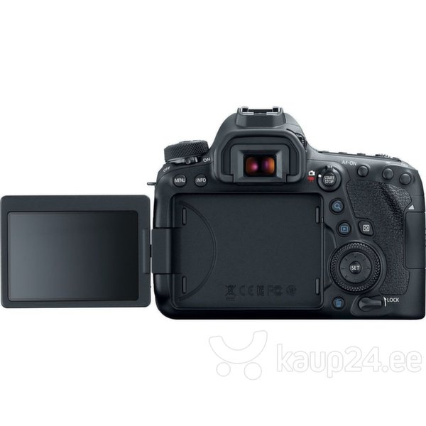 Canon EOS 6D Mark II 24-70mm f/4L IS USM