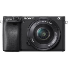 Sony A6400 body + 16-50mm f/3.5-5.6 E PZ OSS (black)