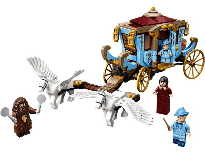 75958 LEGO® Harry Potter™ Beauxbatons kaarik: saabumine Sigatüükasse™ Internetist