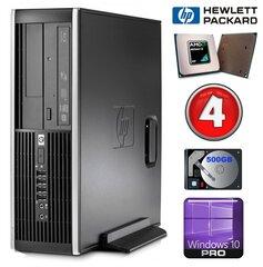HP 6005 Pro SFF Athlon II X2 B22 4GB 500GB DVDRW WIN10Pro