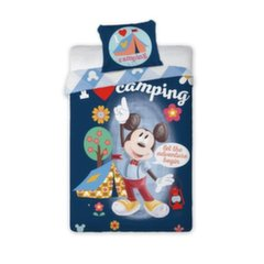 Laste voodipesukomplekt Mickey, 2-osaline hind ja info | Voodipesu lastele ja imikutele | kaup24.ee