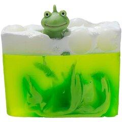 Käsitööseep glütseriiniga Bomb Cosmetics It's Not Easy Being Green 100 g