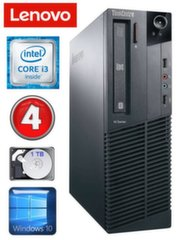 Lauaarvuti Lenovo ThinkCentre M82 SFF i3-2120 4GB 1TB WIN10