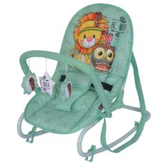 Lamamistool Lorelli Relax, Green Indian