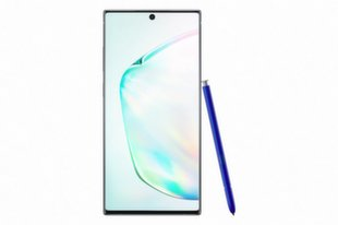 Samsung Galaxy Note 10 Plus, 256 GB, Dual SIM, Sinine (Aura Glow)