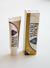 Hambapasta kuld Royal Denta Gold 30 g