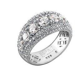 Naiste sõrmus Esprit Collection Glamour Grand Day