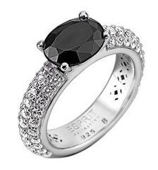 Naiste sõrmus Esprit Collection Amorbess Night