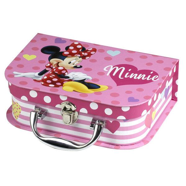 Laste DISNEY ehtekarp Minnie, 7x15x20,5 cm