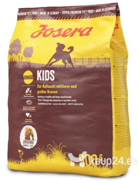 Josera noortele kutsikatele Kids, 900 g