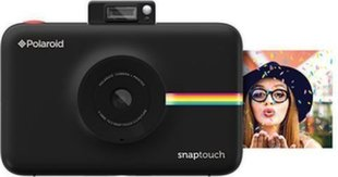 Polaroid SNAP Touch, must + 30 fotolehte