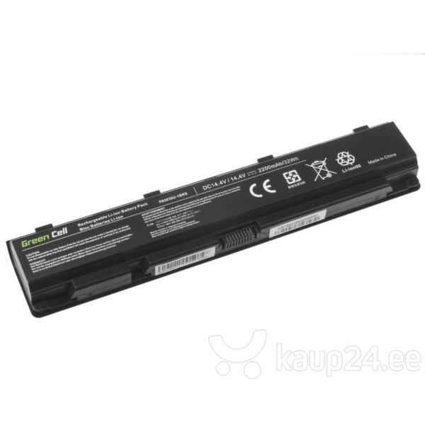 Bateria Green Cell PA5036U-1BRS PABAS264 do Toshiba Qosmio X70 X70-A X75 X870 X875 hind
