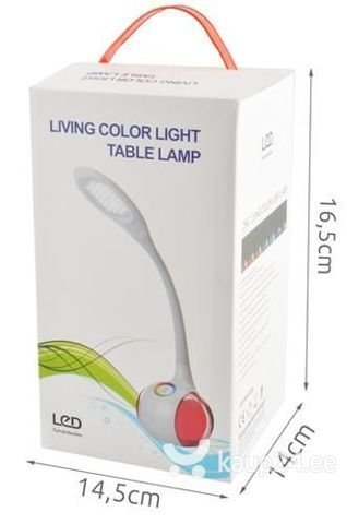 Iso Trade LED laualamp Orion RGB
