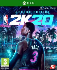 Videomäng NBA 2k20 Legend Edition, XBOX One