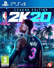 Videomäng NBA 2k20 Legend Edition, PS4