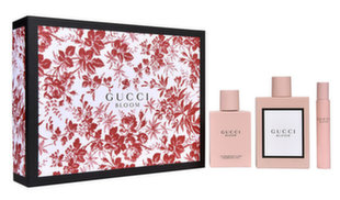 Komplekt Gucci Bloom naistele EDP 100 ml + ihupiim 100 ml + EDP 7,4 ml