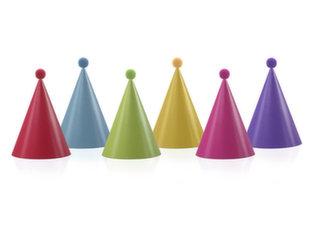 Peomütsid villast pallidega, 10 cm (1 karp/40 pakki) (1 pakk/6 tk) Mitmevärviline.