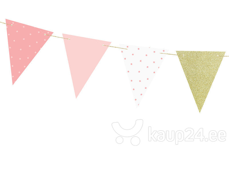Гирлянда 1st Birthday - Flags 1,3 м