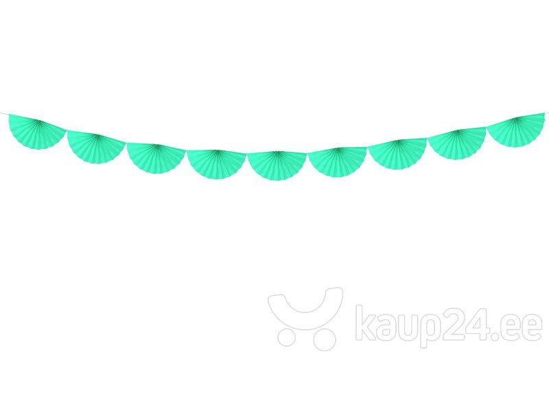 Гирлянда Rosettes Light Mint 30 см х 3 м (1 кор/ 50 шт)