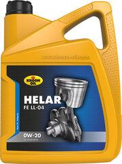 Täissünteetiline mootoriõli Kroon-Oil Helar FE LL-04 0W-20, 5L hind ja info | Täissünteetiline mootoriõli Kroon-Oil Helar FE LL-04 0W-20, 5L | kaup24.ee