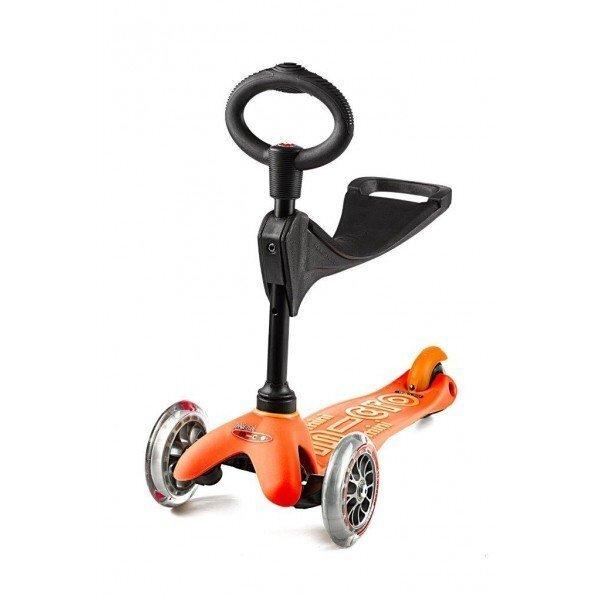 Самокат Micro Mini 3in1 Deluxe Orange