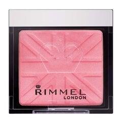 Põsepuna Rimmel Lasting Finish Soft Colour 4 g, 020 Pink Rose