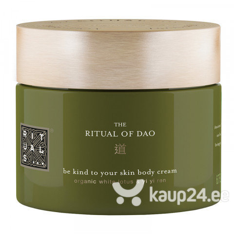Niisutav kehakreem The Ritual Dao Be Kind To Your Skin 220 ml