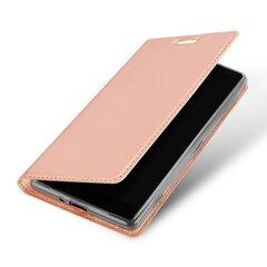 Dux Ducis Premium Magnet Case telefonümbris Samsung J610 Galaxy J6 Plus (2018) Rose Gold
