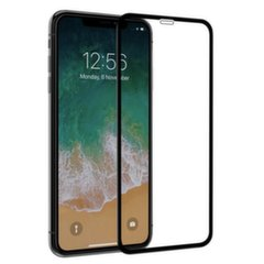 Mocco Full Face 5D Full Glue Tempered Glass Apple iPhone XR Black