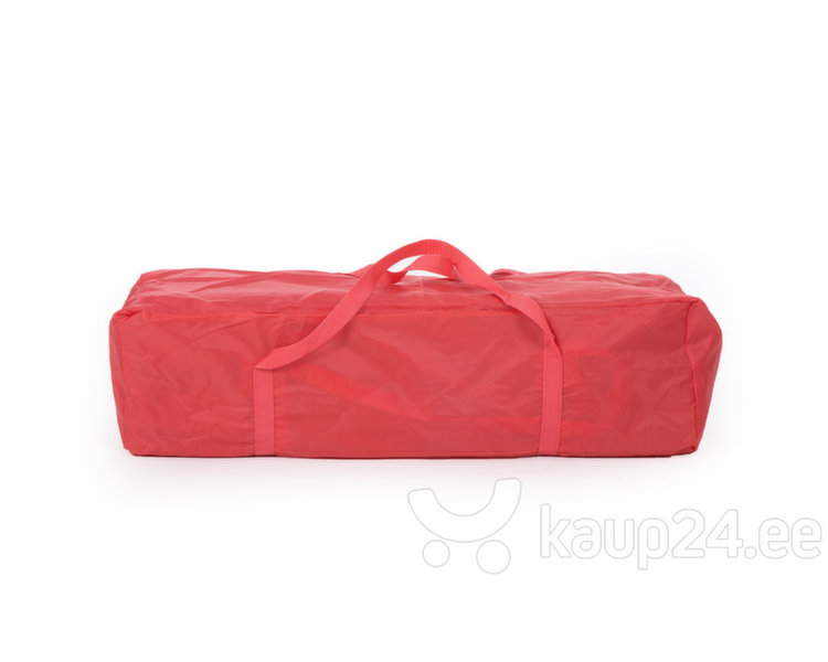 Kahetasandiline reisivoodi-maneež Kikkaboo Pyjama Party Red Lion 2 levels soodsam