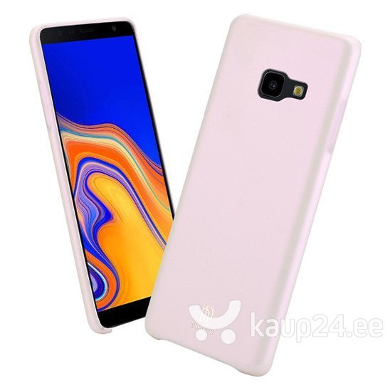 Dux Ducis Skin Lite Case High Quality and Protect Silicone Case For Samsung G970 Galaxy S10e Pink